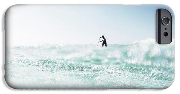 Ocean iPhone 6 Case - 140902-2119 by Enric Gener