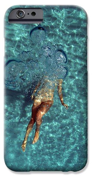 Water Ocean iPhone 6 Case - 150819-2815 by Enric Gener