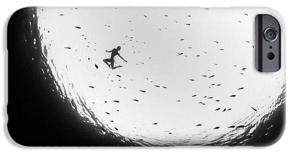 Ocean iPhone 6 Case - 160820-9311 by Enric Gener