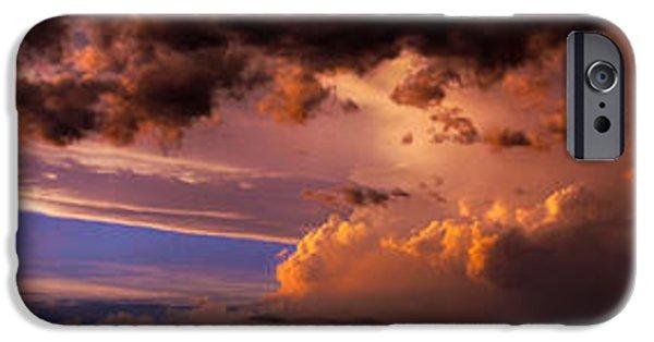 Nebraskasc iPhone 6 Case - Nebraska Hp Supercell Sunset by NebraskaSC