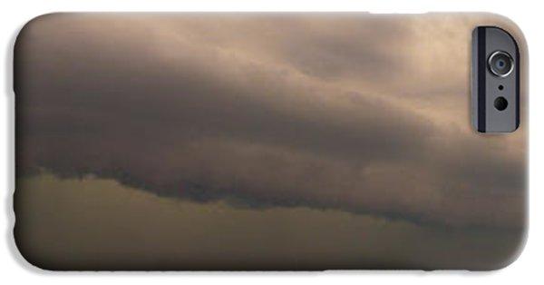 Nebraskasc iPhone 6 Case - 3rd Storm Chase Of 2015 by NebraskaSC