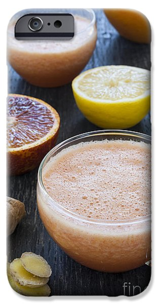 Smoothie iPhone 6 Case - Citrus Smoothies by Elena Elisseeva