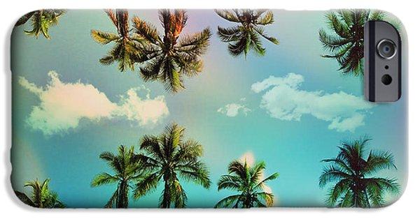 Tree iPhone 6 Case - Florida by Mark Ashkenazi