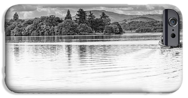 Lake Of Menteith IPhone 6 Case