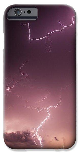 Nebraskasc iPhone 6 Case - Late July Storm Chasing 057 by NebraskaSC