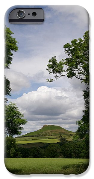 Roseberry Topping IPhone 6 Case by Gary Eason