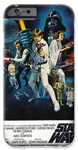 Yoda iPhone 6 Case - Star Wars by Geek N Rock