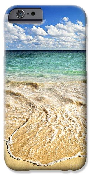 Water Ocean iPhone 6 Case - Tropical Beach  by Elena Elisseeva
