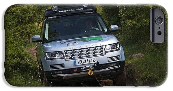 Land Rover Range Rover Iphone 6 Cases Fine Art America