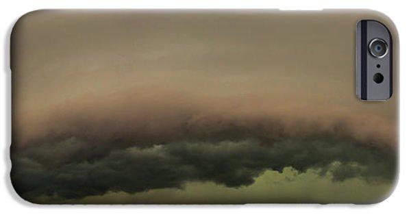 Nebraskasc iPhone 6 Case - 3rd Storm Chase Of 2015 by Dale Kaminski