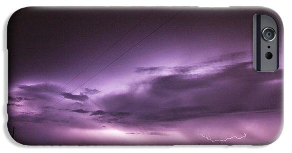 Nebraskasc iPhone 6 Case - 6th Storm Chase 2015 by NebraskaSC