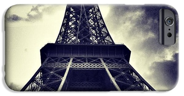 Sky iPhone 6 Case - #paris by Ritchie Garrod