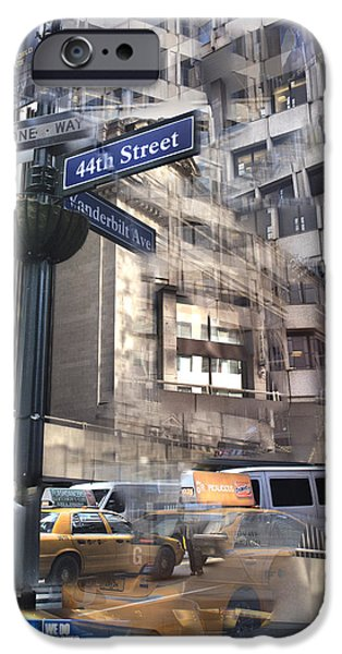 44th And Vanderbilt Collage IPhone 6 Case