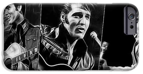 Elvis IPhone 6 Case by Marvin Blaine