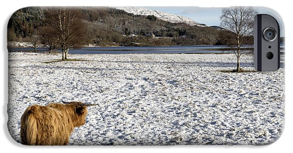 Trossachs Scenery In Scotland IPhone 6 Case