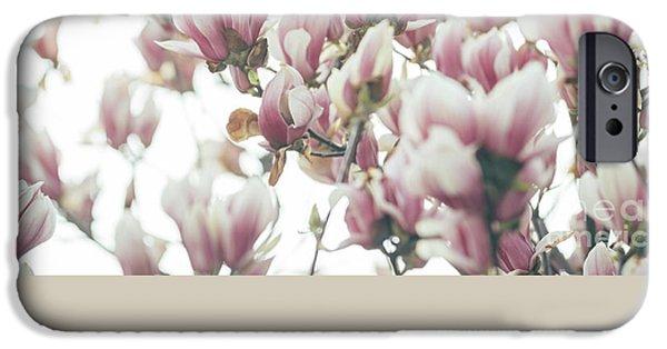 Magnolia IPhone 6 Case by Jelena Jovanovic