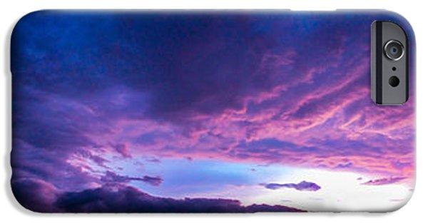 Nebraskasc iPhone 6 Case - 5th Storm Chase 2015 by NebraskaSC