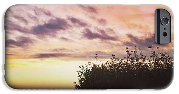 iPhone 6 Case - A Beautiful Morning Sky At 06:30 This by John Edwards
