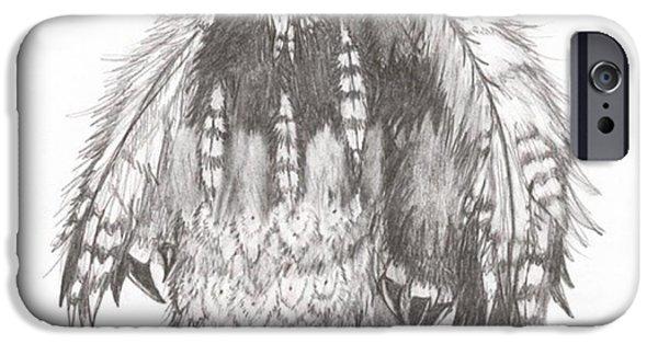 Moonkin IPhone 6 Case by Kayla Sheree