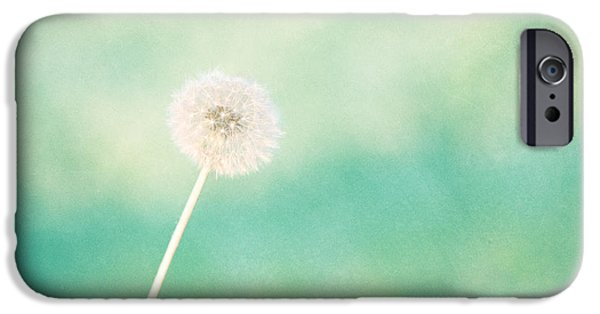 Extra Large Print Photographs iPhone Cases - A Single Wish iPhone Case by Amy Tyler