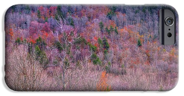 IPhone 6 Case featuring the photograph A Touch Of Autumn by David Patterson