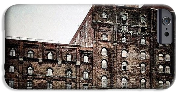 Gmy iPhone 6 Case - Abandoned Factory by Natasha Marco