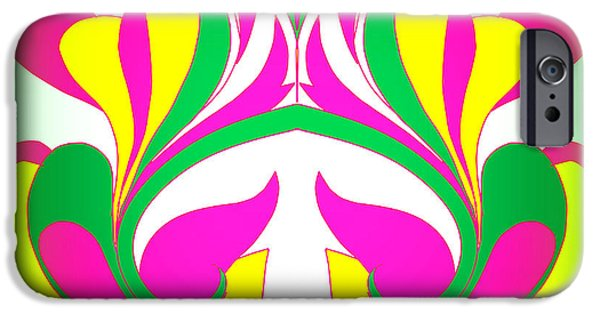 Design iPhone Cases - Abstract A-I iPhone Case by Pratyasha Nithin