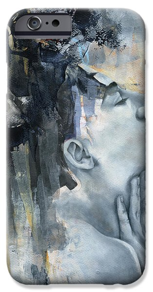 Figurative iPhone 6 Case - Across A Thousand Blades by Patricia Ariel
