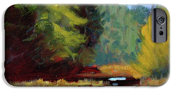 Afternoon On The River IPhone 6 Case