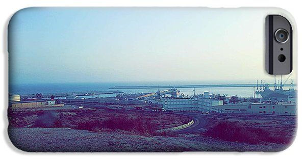 iPhone 6 Case - Agadir Nature by Hassan Boumhi