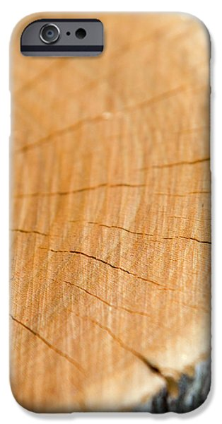 IPhone 6 Case featuring the photograph Against The Grain by Christina Rollo