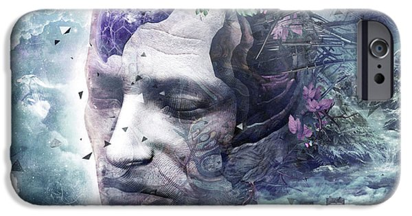 Buddhism iPhone 6 Case - All We Have Is Now by Cameron Gray
