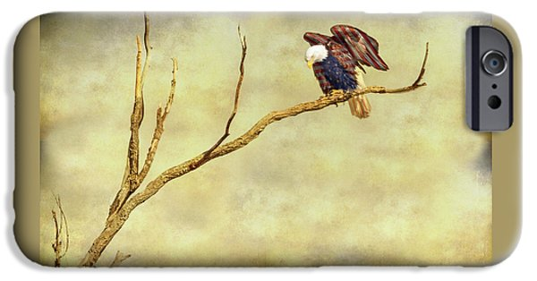IPhone 6 Case featuring the photograph American Freedom by James BO Insogna