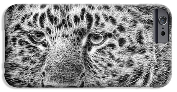 iPhone 6 Case - Amur Leopard by John Edwards