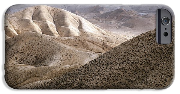 Another View From Masada IPhone 6 Case by Dubi Roman