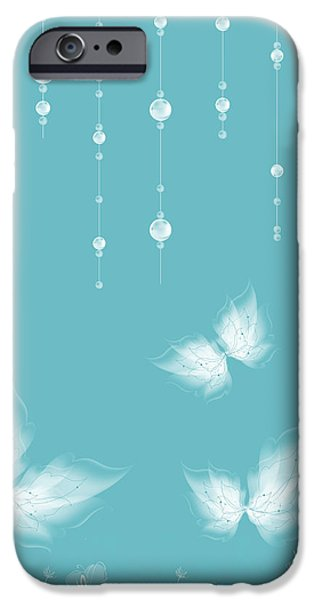 Aimelle iPhone Cases - Art en Blanc - s11a iPhone Case by Variance Collections