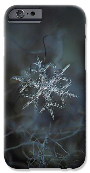 Snowflake Photo - Rigel IPhone 6 Case