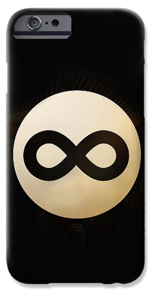 Fantasy iPhone Cases - Infinity Ball iPhone Case by Nicholas Ely