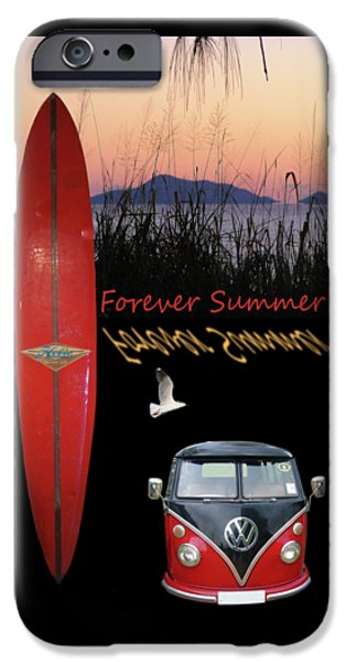 Forever Summer 1 IPhone 6 Case