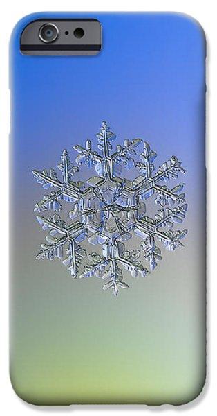 Snowflake Photo - Gardener's Dream Alternate IPhone 6 Case