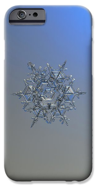 Snowflake Photo - Crystal Of Chaos And Order IPhone 6 Case