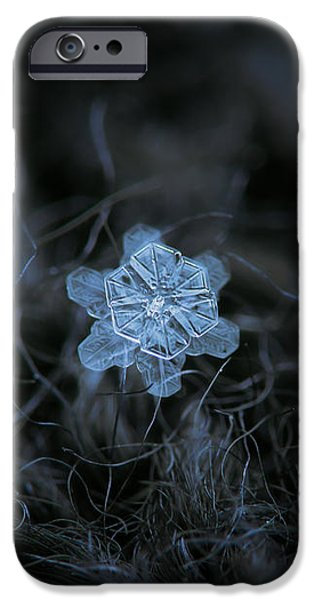 December 18 2015 - Snowflake 2 IPhone 6 Case