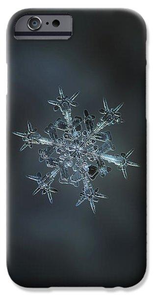 Snowflake Photo - Starlight II IPhone 6 Case