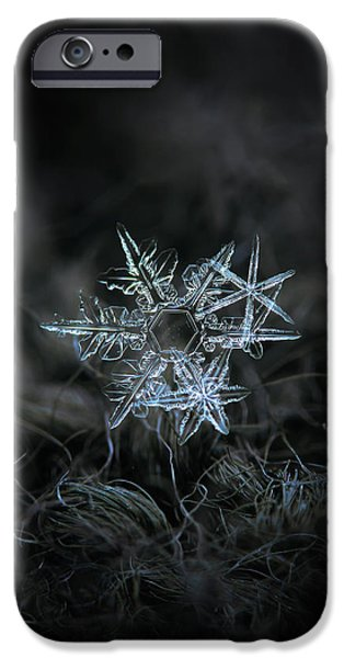 Snowflake Of 19 March 2013 IPhone 6 Case