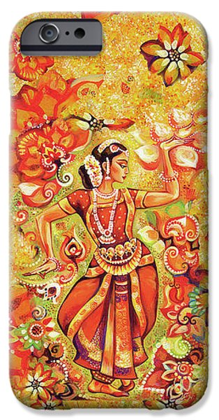 Ganges Flower IPhone 6 Case by Eva Campbell