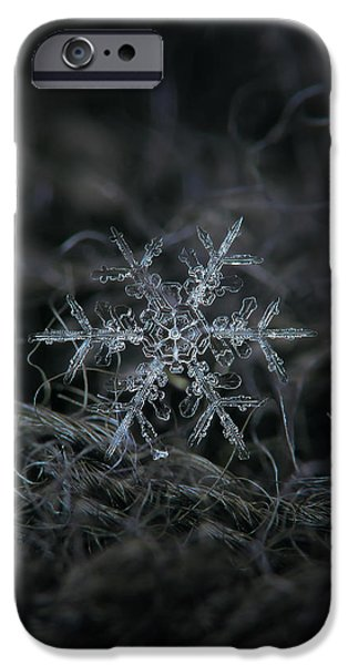 Snowflake 2 Of 19 March 2013 IPhone 6 Case