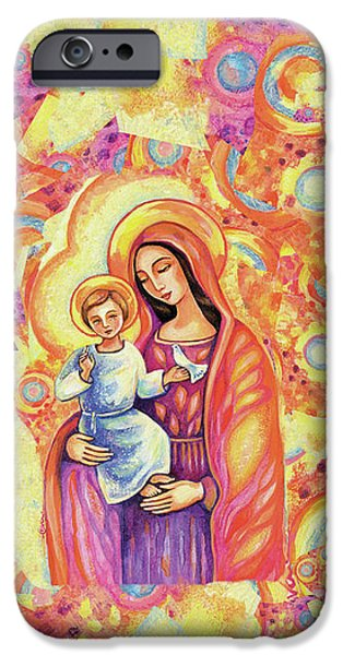 Blessing Of The Light IPhone 6 Case