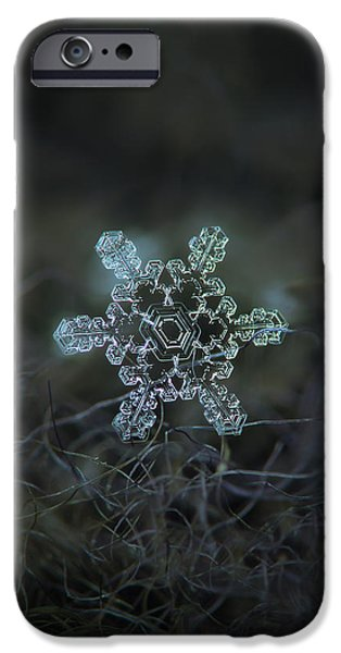 Real Snowflake - Slight Asymmetry New IPhone 6 Case