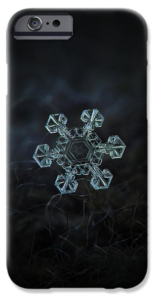 Real Snowflake - Ice Crown New IPhone 6 Case