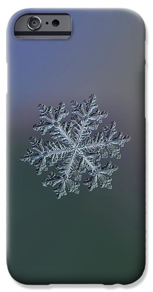 Real Snowflake - Hyperion Dark IPhone 6 Case